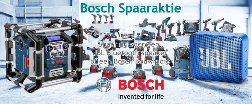 Bosch Spaaraktie