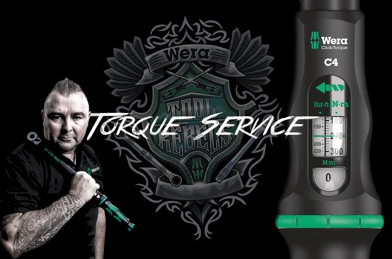 Wera Torque Service by MG Service
